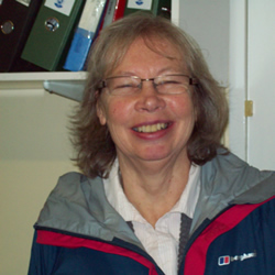 Joan Rutterford